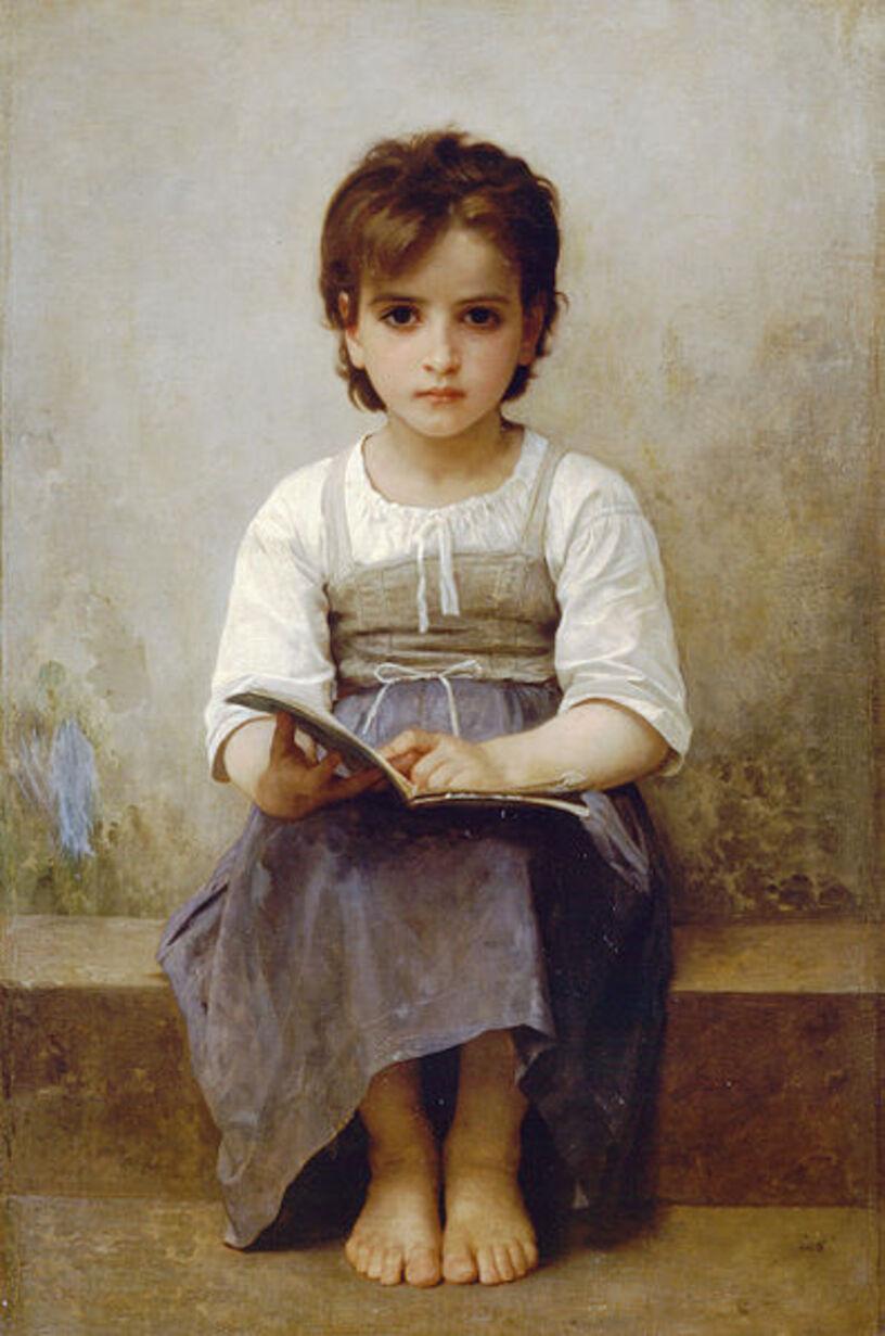 Né un 30 Novembre , William Bouguereau , Peintre, Sagittaire ascendant Gémeaux
