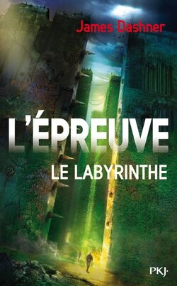 L'épreuve Tome 1 de James Dashner