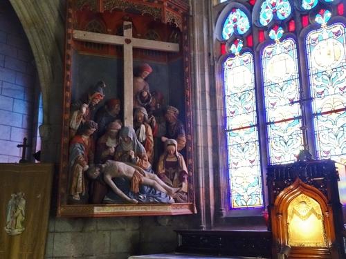Enclos paroisiaux en Bretagne (photos)