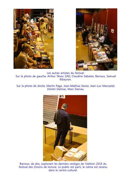 Le coup d'oeil de Jérémy sur notre librairie !