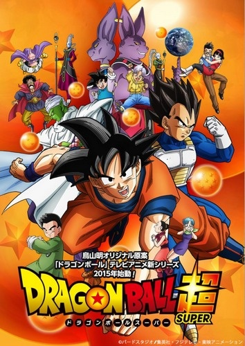 Fiche de l'animé Dragon Ball Super Vostfr
