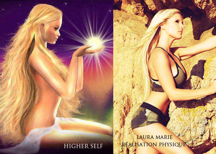 laura higher self comparaison