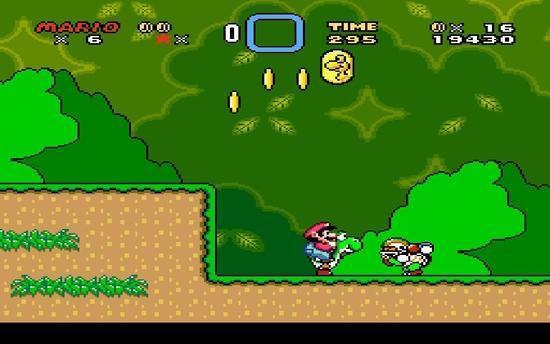 Super Mario World s
