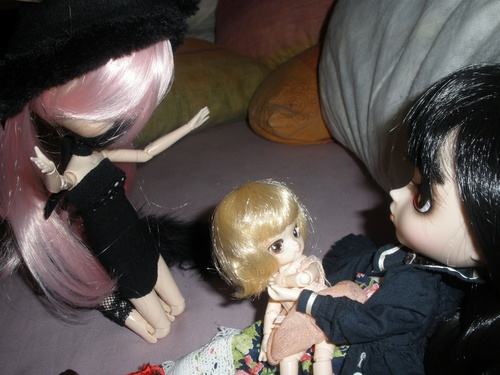 Halloween chez Noky !