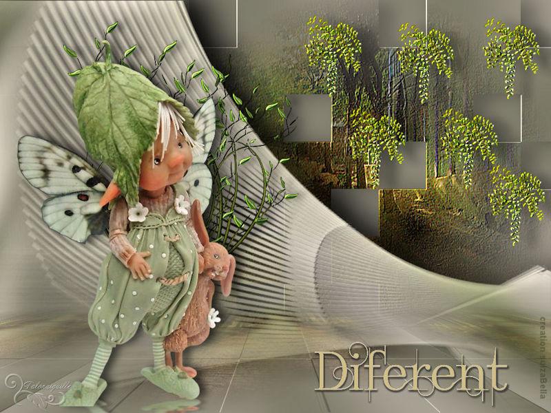 *** Diferent ***