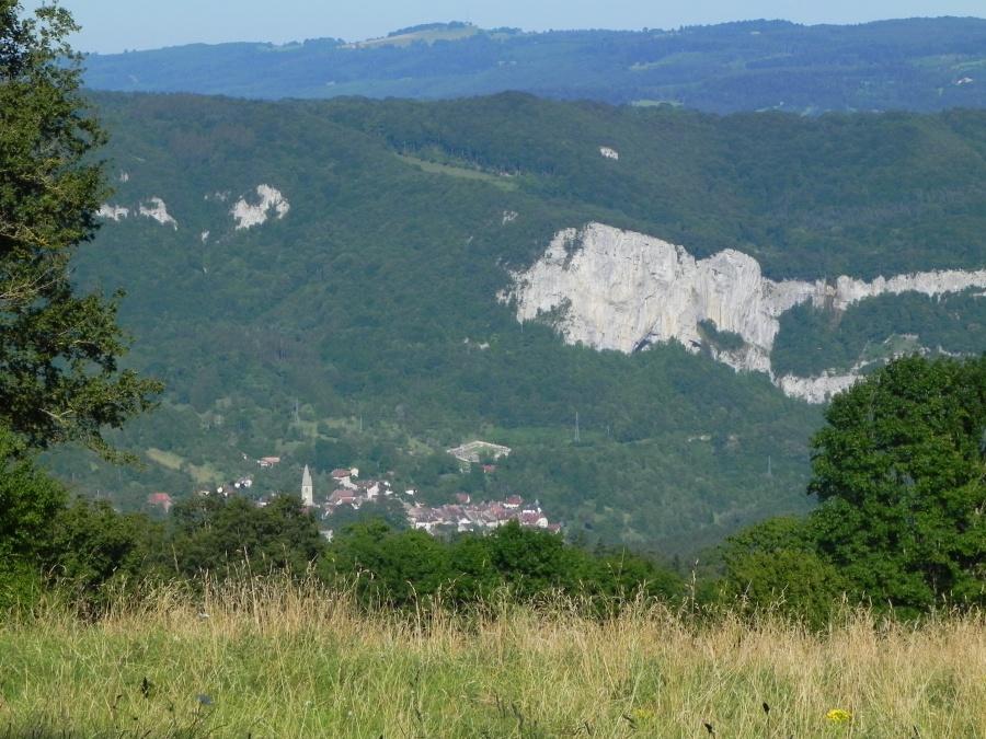Longeville dans le Doubs