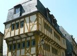 Très belle maison Moyenâgeuse dans Vannes