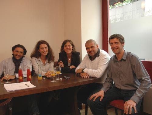 SAPIDUS - jury concours d'épices