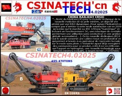 CHINA RAILWAY CRSIC