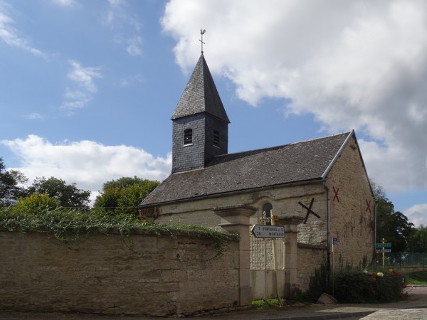 La chapelle de Laignes