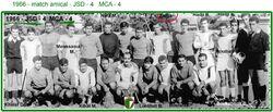 MCA 1965/1966