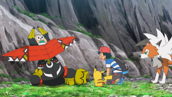 Pokémon Sun & Moon épisode 75 en RAW en Streaming
