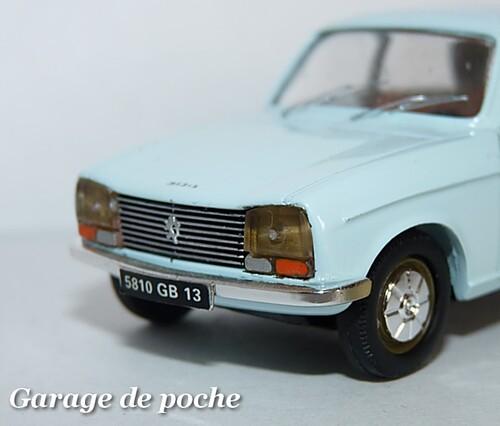 Peugeot 304 berline 1972