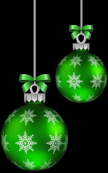 Tubes jolies boules de Noel
