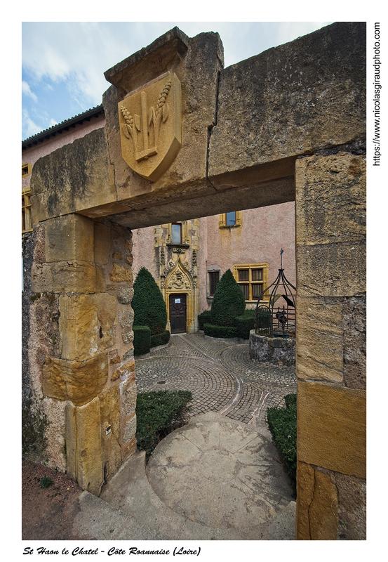 Itinérant en pays Ligérien (Loire) III