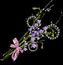 Tutoriel Tag PFS de Maryse - Violette