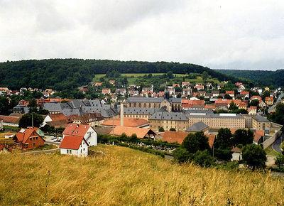 Blog de lisezmoi :Hello! Bienvenue sur mon blog!, L'Allemagne : La Bavière - Ebrach -