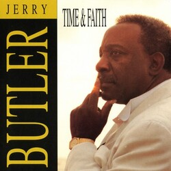 Jerry Butler - Time & Faith - Complete CD