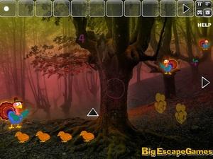 Jouer à Big Turkey land escape