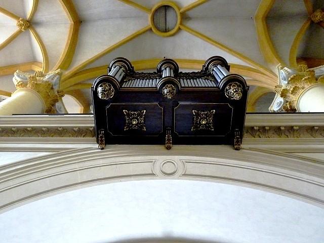 Metz l'église Saint-Clément 18 Marc de Metz 01 11 2012
