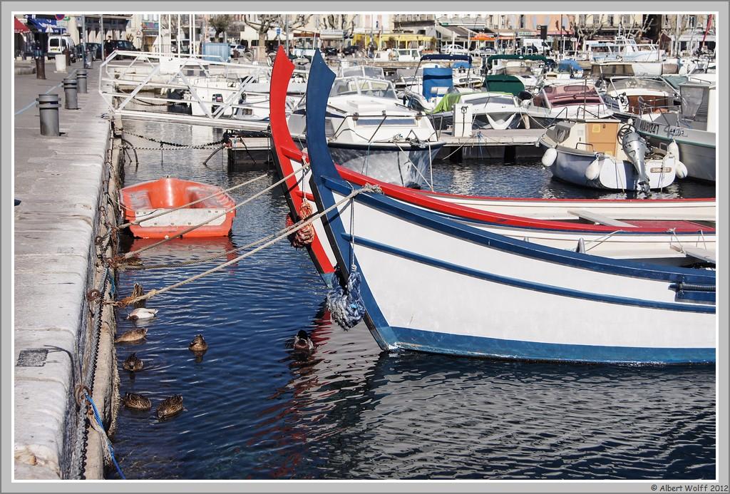 Ohé, du bateau...