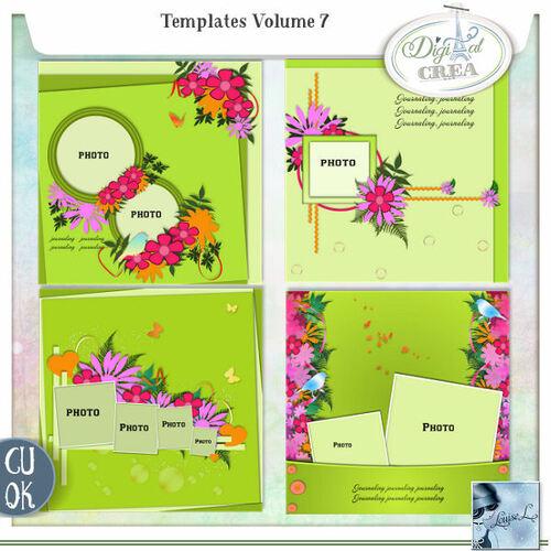 Templates Volume 7