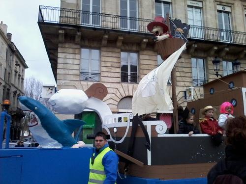 Carnaval de Bordeaux 2014