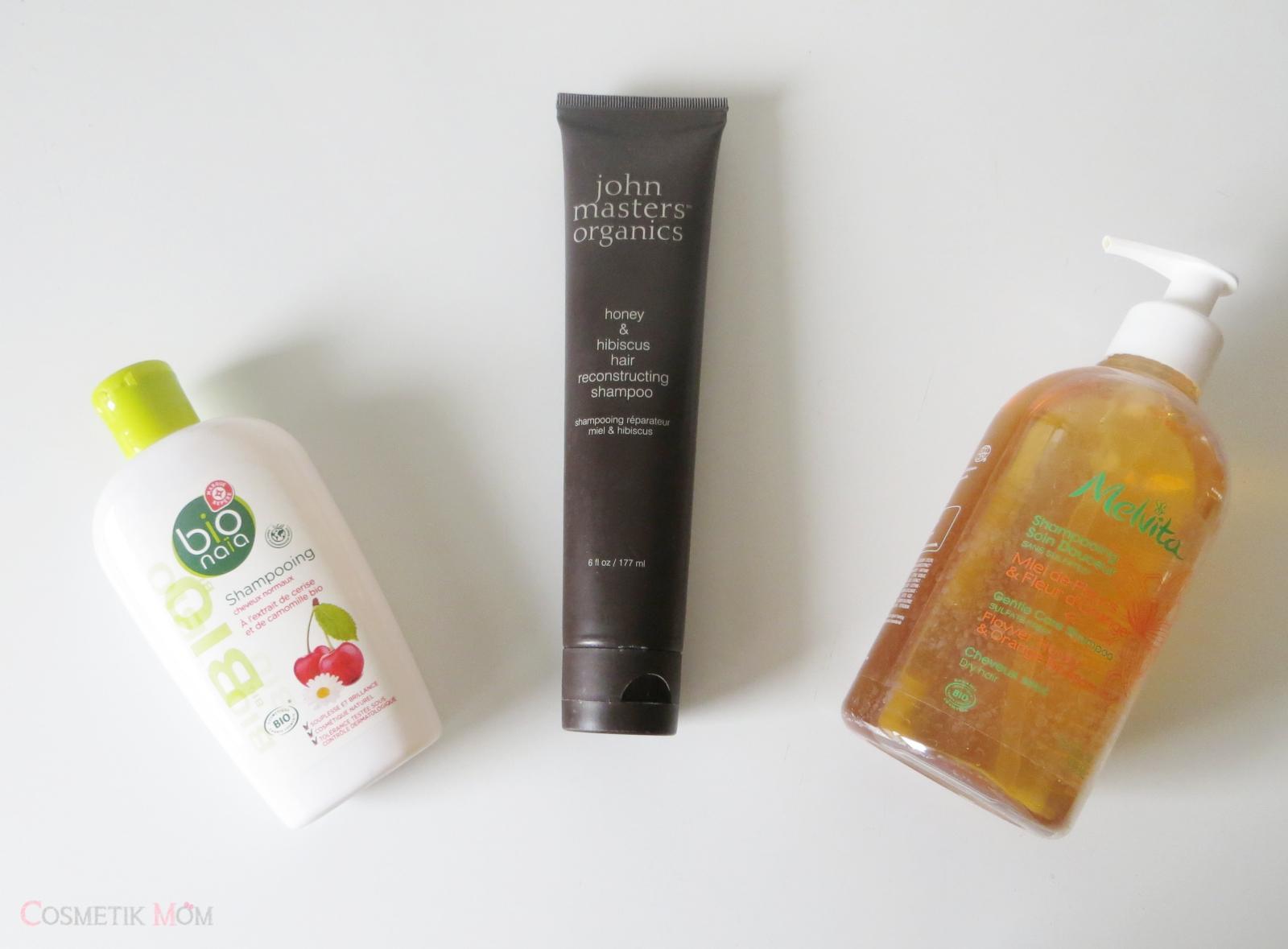 shampoings bio pas cher