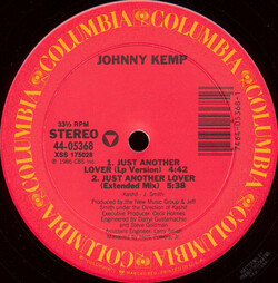 Johnny Kemp - Just Another Lover