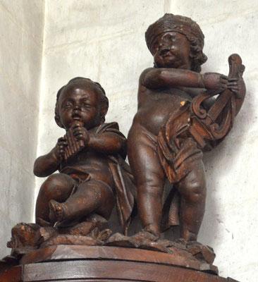 Résultats de recherche d'images pour «église abbatiale de Valloires buffet d'orgue»