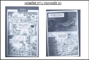 image BD Homère Odyssée