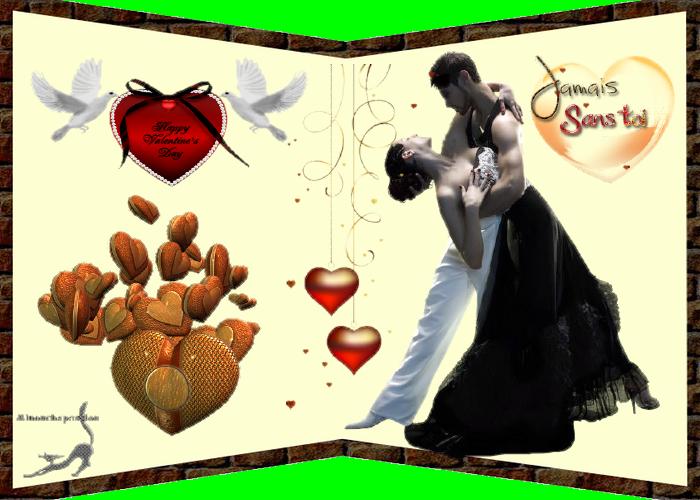 Cartes St Valentin (suite)
