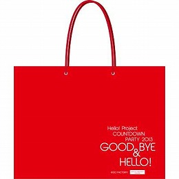 Goodies pour le Hello!Project COUNTDOWN PARTY 2013 ~ GOOD BYE & HELLO ! ~