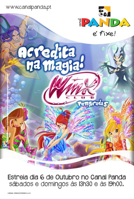 Poster Winx Icy Saison 5
