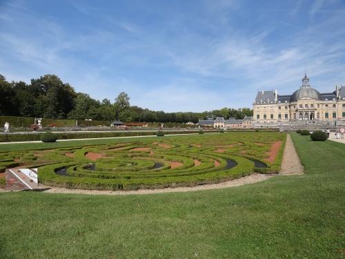 Visite du château de Vaux le Vicomte, avec les Amis du Musée du Pays Châtillonnais-Trésor de Vix