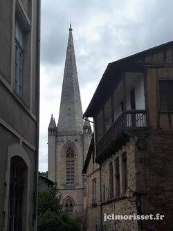 E 39 de Corrèze à Tulle