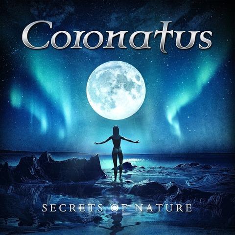CORONATUS - Les détails du nouvel album