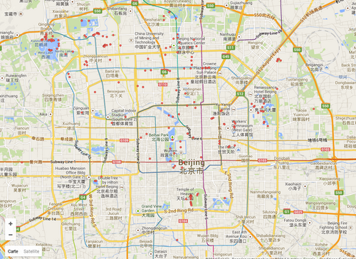 Visitez Pékin