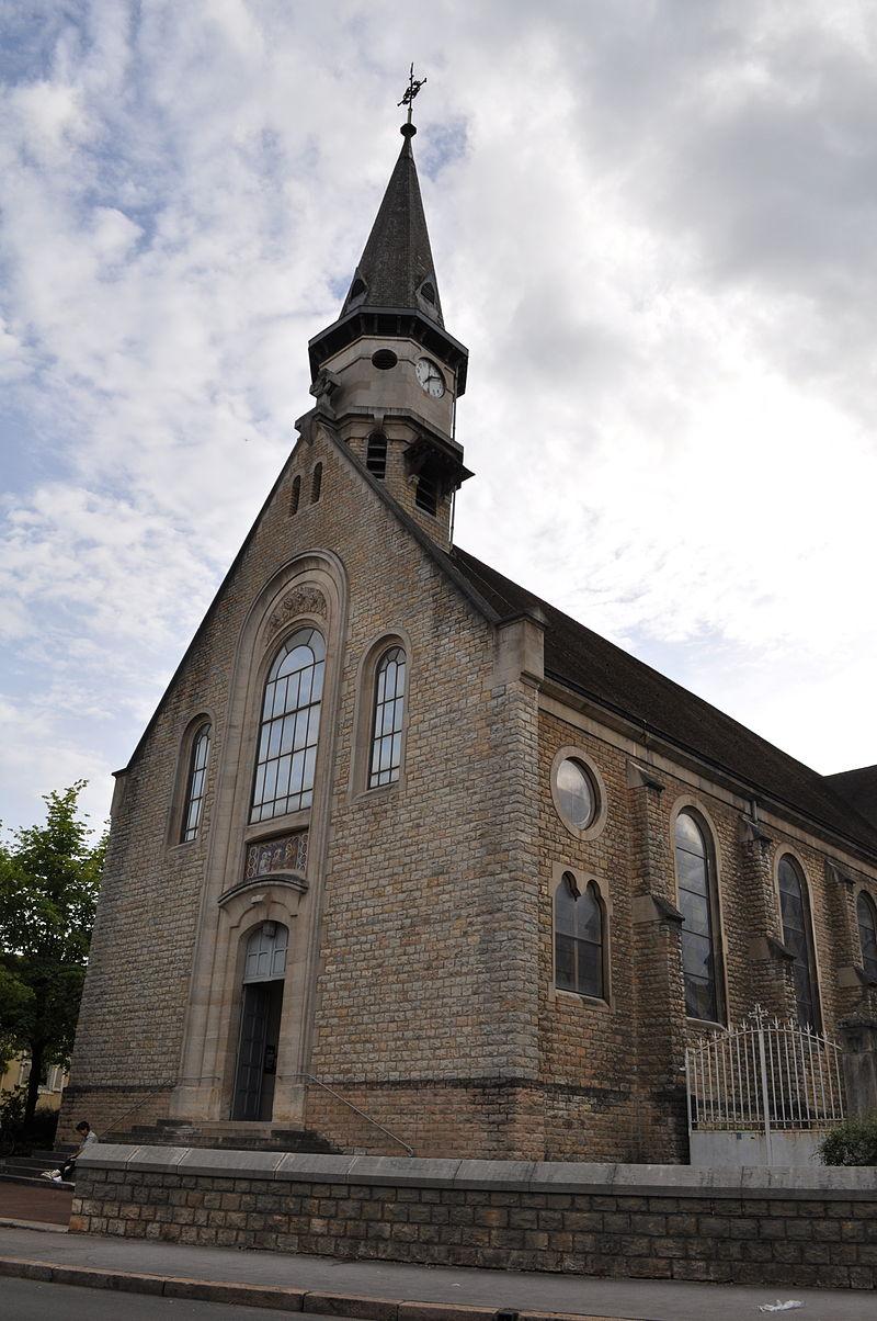 Image illustrative de l'article Église Saint-Joseph de Dijon