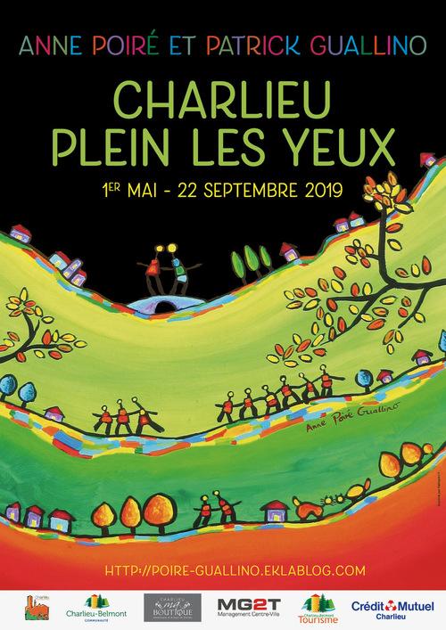 Charlieu - préparatifs pour l'été 2019