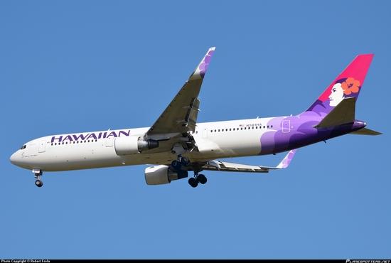 N581HA-Hawaiian-Airlines-Boeing-767-300_PlanespottersNet_356071