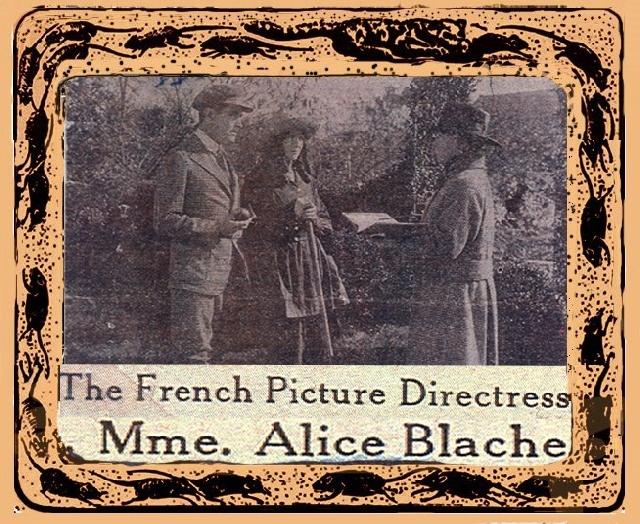 """Le cinema premier Alice Guy"" Solax gaumont dvd"