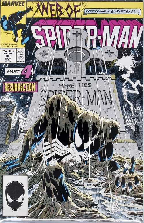 Web Of Spiderman 31-40