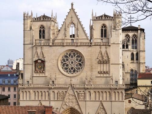 Lyon, vue de haut (photos)