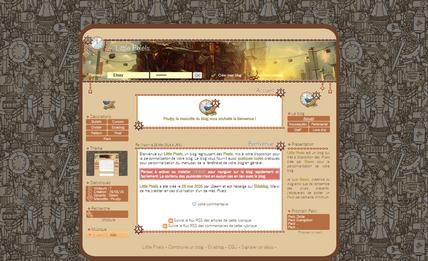 Thème 01 | Steampunk