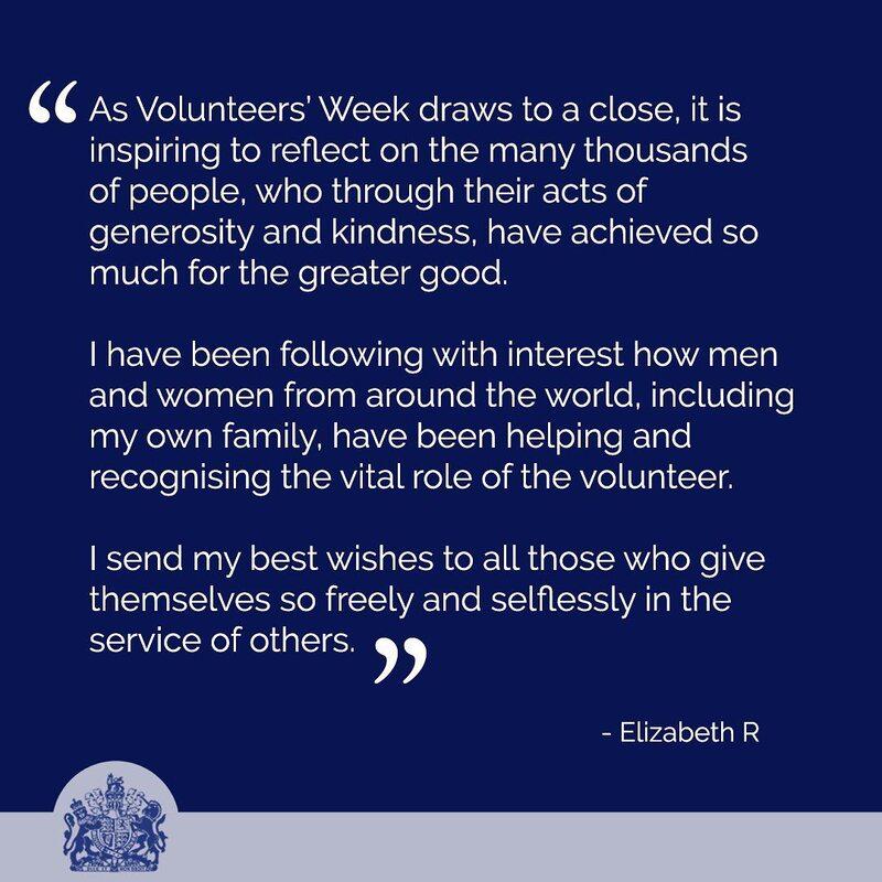 Journée des bénévoles