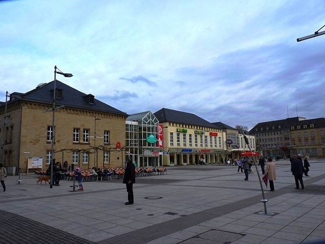 Sarrelouis en Allemagne - Marc de Metz 2012 19
