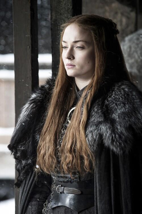 Nouvelle tenue de Sansa