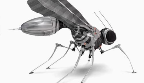 Drone Moustique Espion existe bel et bien !!!