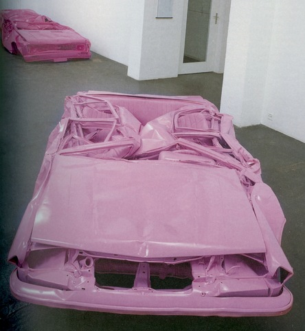 Automobiles et sculpture